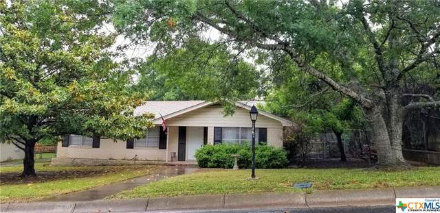 1310 W Avenue A, Lampasas, TX 76550 (MLS #439182) :: The Real Estate Home Team