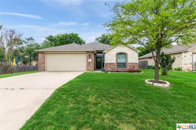 2813 Burlington, Temple, TX 76504 (MLS #439184) :: The Real Estate Home Team