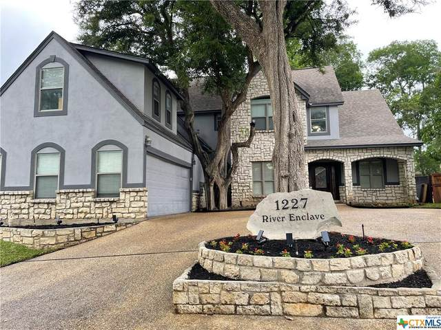 1227 River Enclave, New Braunfels, TX 78130 (MLS #439224) :: The Zaplac Group