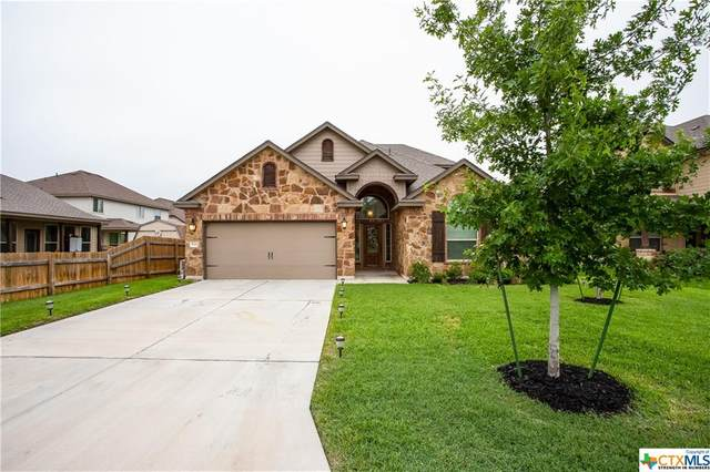 3248 Valentino Drive, Harker Heights, TX 76548 (MLS #439228) :: The Myles Group