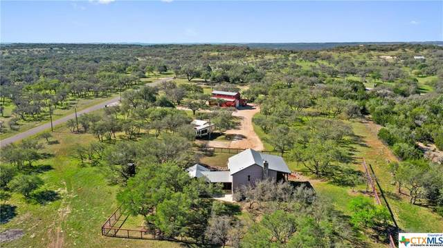 1905 Old Marble Falls Road, Round Mountain, TX 78663 (#439229) :: First Texas Brokerage Company