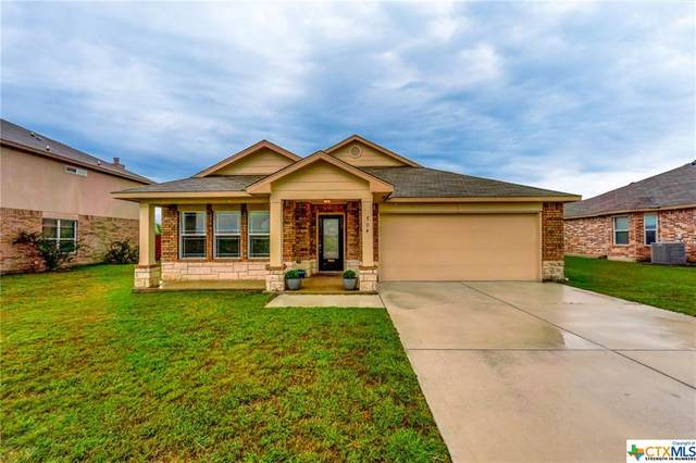 704 W Libra Drive, Killeen, TX 76542 (MLS #439237) :: The Real Estate Home Team