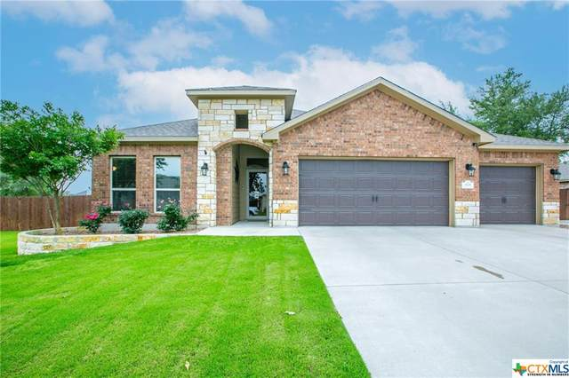 268 Mountain Rose Road, Belton, TX 76513 (MLS #439244) :: The Barrientos Group