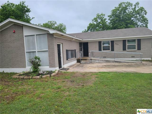 809 Rodney Avenue, Copperas Cove, TX 76522 (MLS #439282) :: The Real Estate Home Team