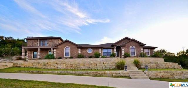1616 Tanglewood Drive, Harker Heights, TX 76548 (MLS #439292) :: The Barrientos Group