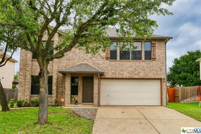 8516 Sage Meadow Drive, Temple, TX 76502 (MLS #439326) :: The Real Estate Home Team