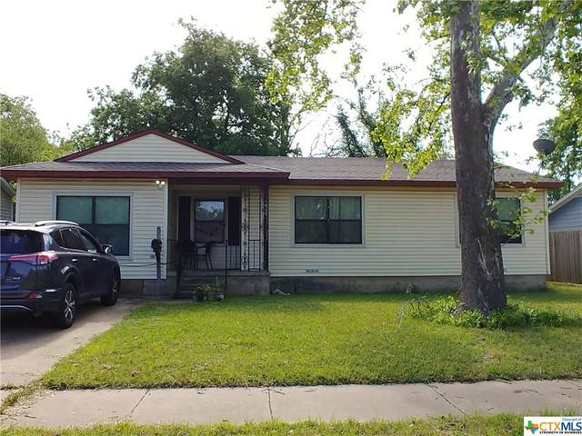 1909 S 55th Street, Temple, TX 76504 (MLS #439342) :: The Real Estate Home Team