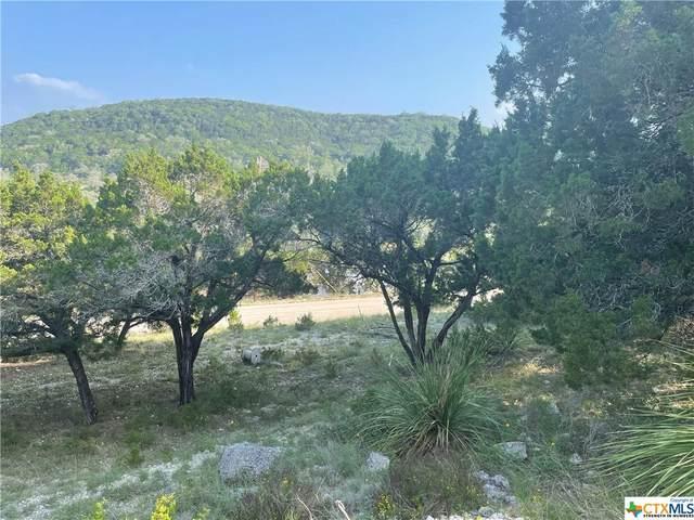 TBD LOt 201 Contour, Canyon Lake, TX 78133 (MLS #439349) :: Vista Real Estate