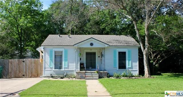 137 E 13th Avenue, Belton, TX 76513 (MLS #439366) :: The Myles Group