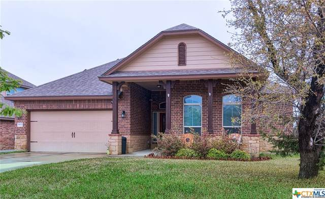 807 Valentino Drive, Harker Heights, TX 76548 (MLS #439397) :: The Myles Group