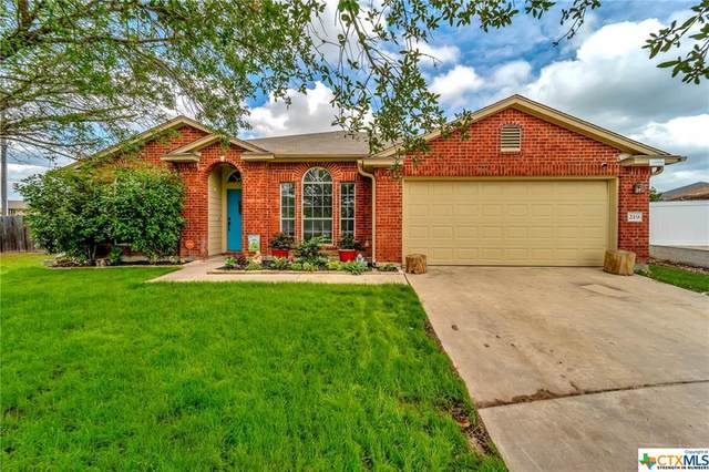 219 Gracie Court, Harker Heights, TX 76548 (MLS #439401) :: The Myles Group