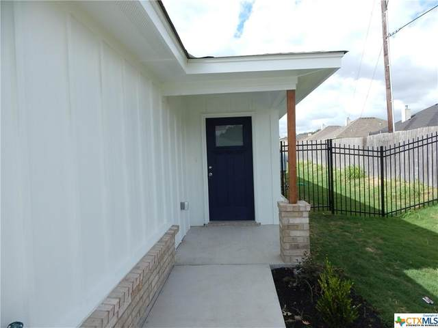 1416 Shoshoni Trail, Harker Heights, TX 76548 (MLS #439412) :: The Myles Group