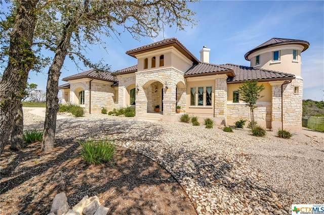 1218 Libby Lookout, Canyon Lake, TX 78133 (MLS #439420) :: Vista Real Estate