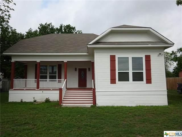1413 N Saint Joseph Street, Gonzales, TX 78629 (MLS #439440) :: Rebecca Williams