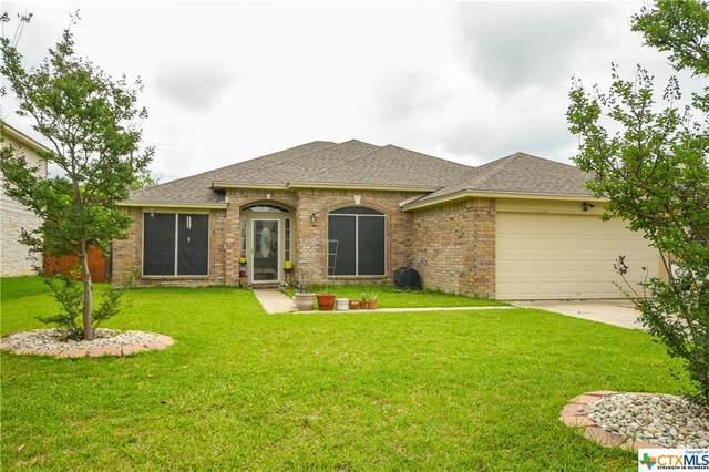 2215 Memory Lane, Harker Heights, TX 76548 (MLS #439441) :: The Myles Group