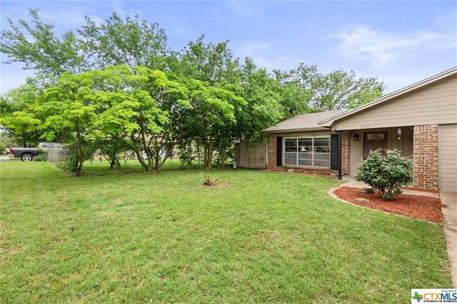 3305 Rosewood Drive, Temple, TX 76502 (MLS #439447) :: The Myles Group