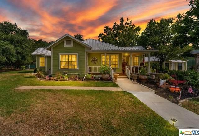 584 W Austin Street, Luling, TX 78648 (MLS #439459) :: Rebecca Williams