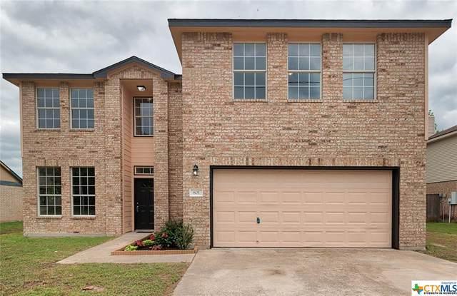 801 Margaret Lee Street, Copperas Cove, TX 76522 (MLS #439486) :: The Myles Group