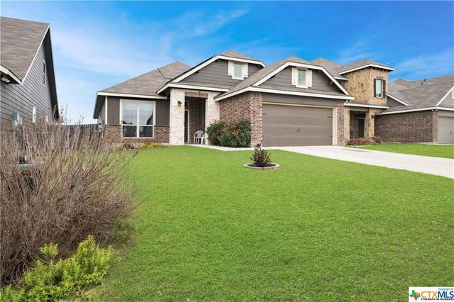 1226 Amber Dawn Drive, Temple, TX 76502 (MLS #439495) :: The Myles Group