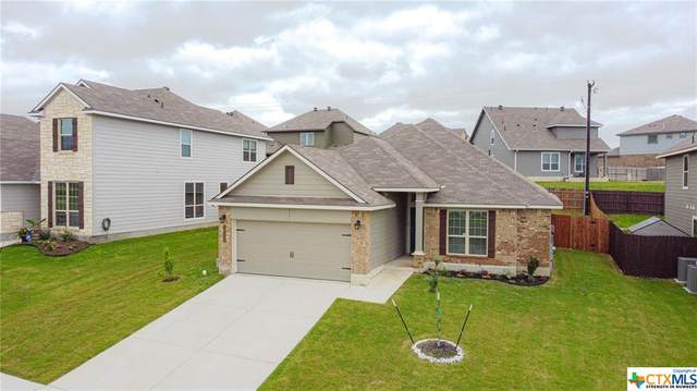1705 Neff Drive, Copperas Cove, TX 76522 (MLS #439514) :: The Myles Group