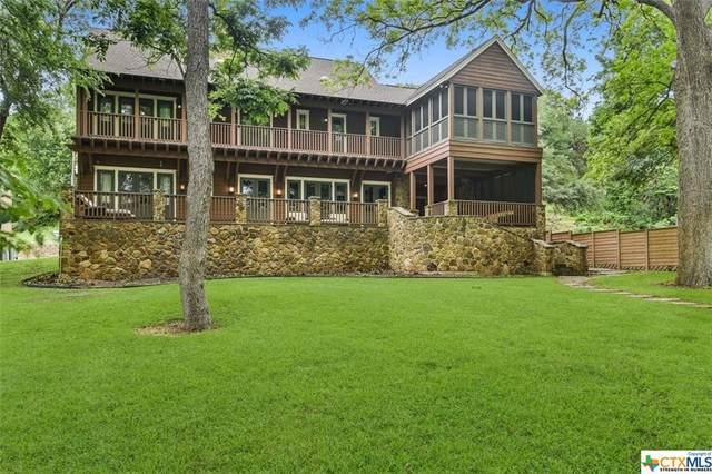 114 Laguna Vista Drive, Seguin, TX 78155 (MLS #439521) :: The Real Estate Home Team