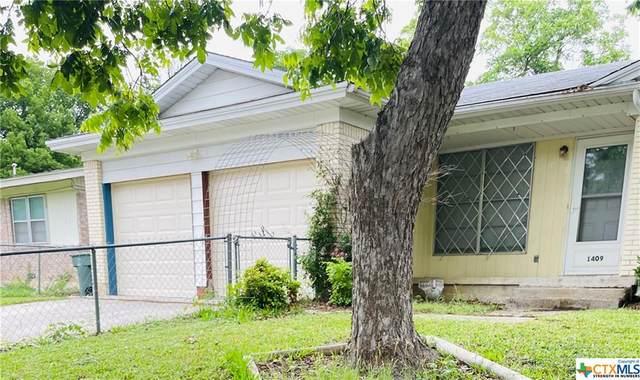 1409 Arkansas Avenue, Killeen, TX 76541 (MLS #439522) :: The Myles Group