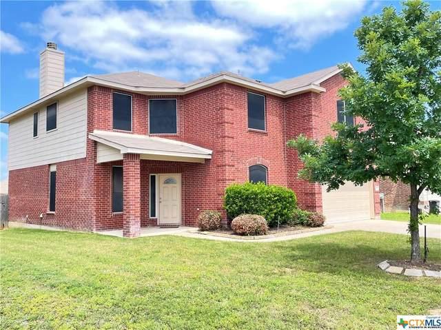2510 Laguna Drive, Harker Heights, TX 76548 (MLS #439540) :: The Myles Group