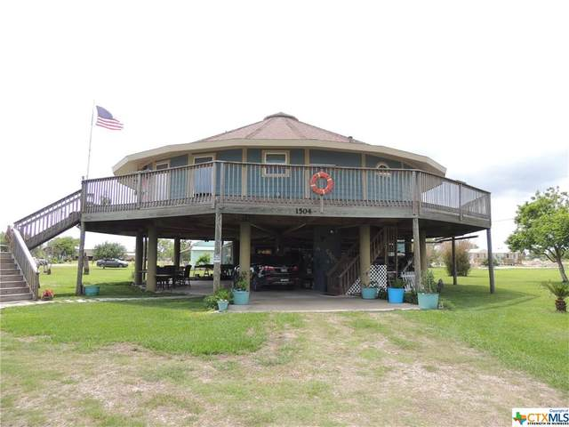 1504 W St Louis Avenue, Seadrift, TX 77983 (#439543) :: Realty Executives - Town & Country