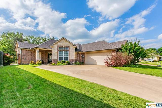 504 Park Place Lane, Temple, TX 76504 (MLS #439590) :: The Myles Group