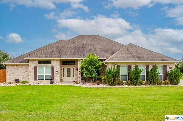 4725 Stoneoak Drive, Belton, TX 76513 (MLS #439601) :: The Myles Group
