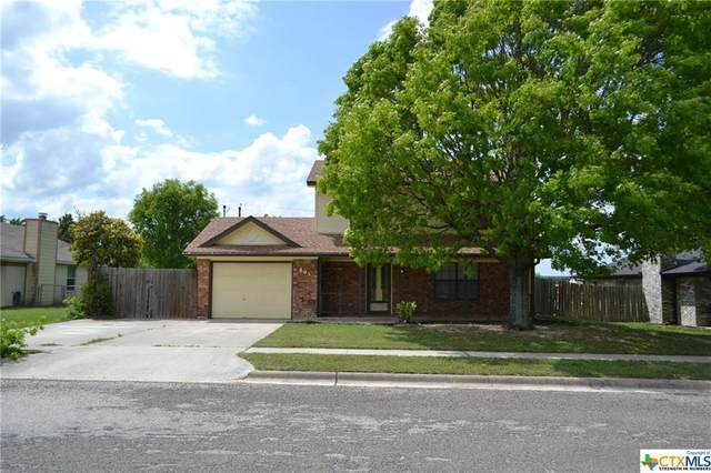 405 Robertstown Road, Copperas Cove, TX 76522 (MLS #439605) :: The Myles Group
