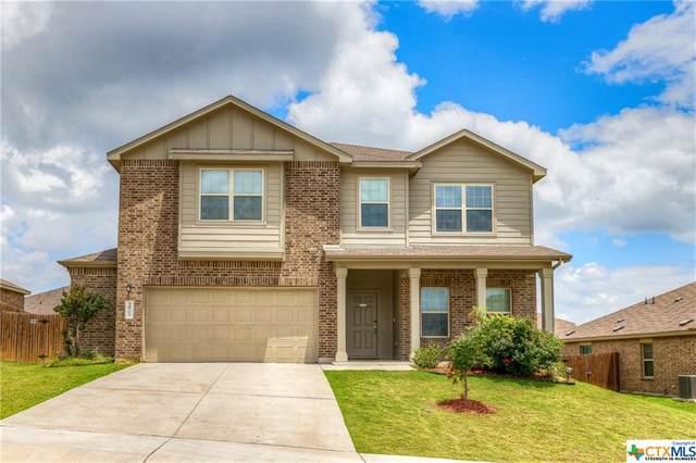 3905 Endicott Drive, Killeen, TX 76549 (MLS #439631) :: The Myles Group