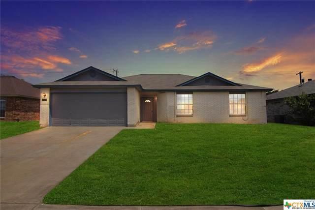 4510 Ledgestone Drive, Killeen, TX 76549 (MLS #439645) :: Kopecky Group at RE/MAX Land & Homes
