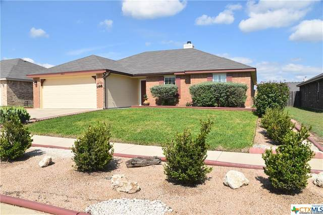 3803 Jake Spoon Drive, Killeen, TX 76549 (MLS #439669) :: Kopecky Group at RE/MAX Land & Homes
