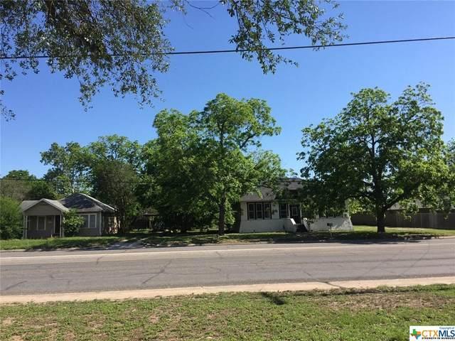 1025 & 1033 W Court St Street, Seguin, TX 78155 (MLS #439841) :: Rebecca Williams
