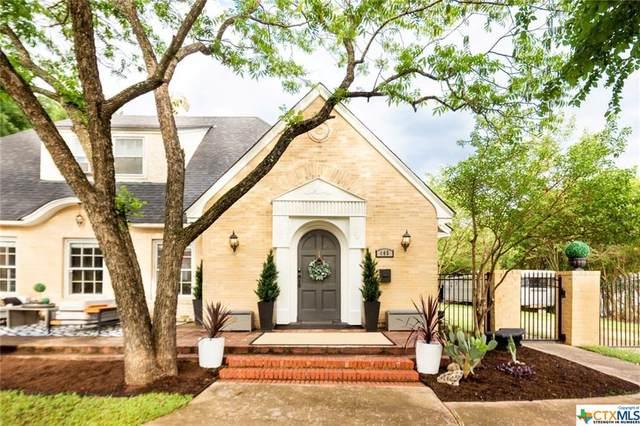 445 N Wall Street, Belton, TX 76513 (MLS #439976) :: Kopecky Group at RE/MAX Land & Homes