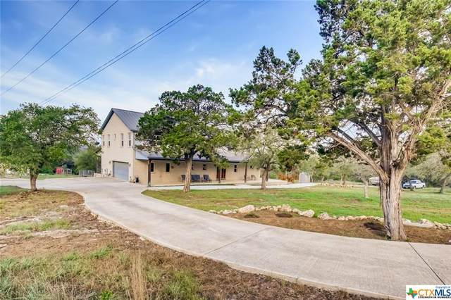 268 Fox Hill, Spring Branch, TX 78070 (MLS #440086) :: Brautigan Realty