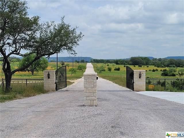 TBD lots 6 & 7 Whitetail Ridge Drive, Kempner, TX 76539 (#440200) :: First Texas Brokerage Company