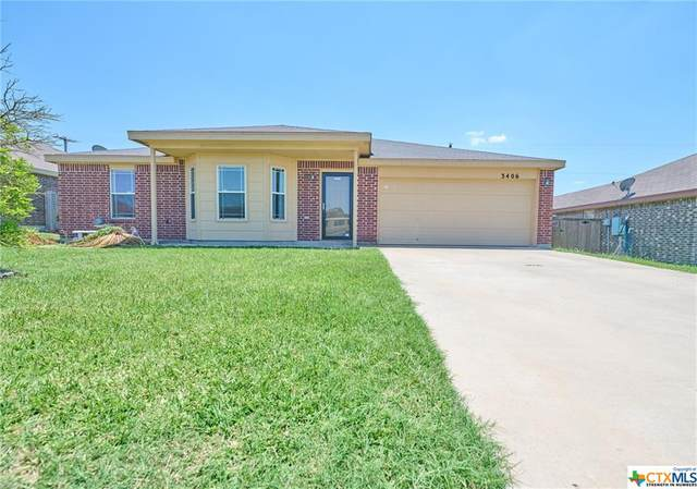 3406 Doffy Drive, Killeen, TX 76549 (MLS #440243) :: Rutherford Realty Group