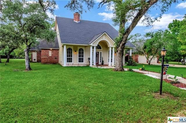 388 Post Oak Trail, Inez, TX 77968 (MLS #440249) :: The Real Estate Home Team