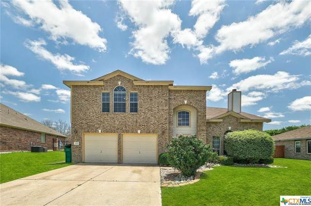 421 Reservation Drive, Harker Heights, TX 76548 (MLS #440535) :: RE/MAX Family