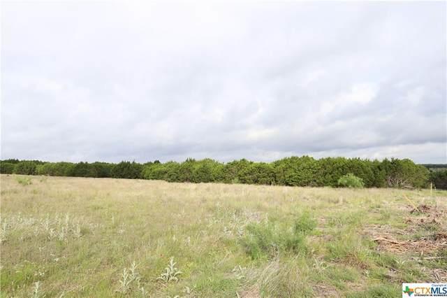 TBD-Lot 52-9.85 Acre Longview Drive, Lampasas, TX 76550 (MLS #440673) :: Brautigan Realty