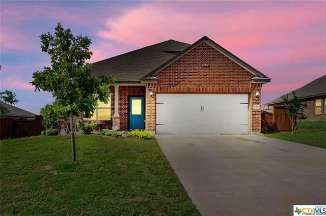 308 Kayla Street, Troy, TX 76579 (MLS #440699) :: Brautigan Realty