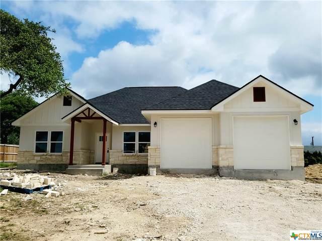 118 Antonio Perez, Blanco, TX 78606 (#440737) :: First Texas Brokerage Company