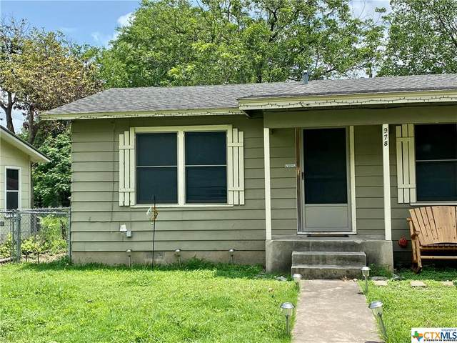 978 Porter Street, New Braunfels, TX 78130 (MLS #440745) :: The Zaplac Group