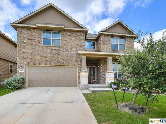894 Mayberry Mill, New Braunfels, TX 78130 (MLS #440749) :: Texas Real Estate Advisors