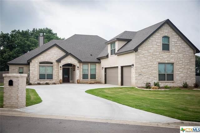 5343 Cowman Drive, Belton, TX 76513 (MLS #440782) :: The Zaplac Group