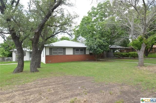 1402 W 1st Street #1, Lampasas, TX 76550 (MLS #440802) :: The Zaplac Group