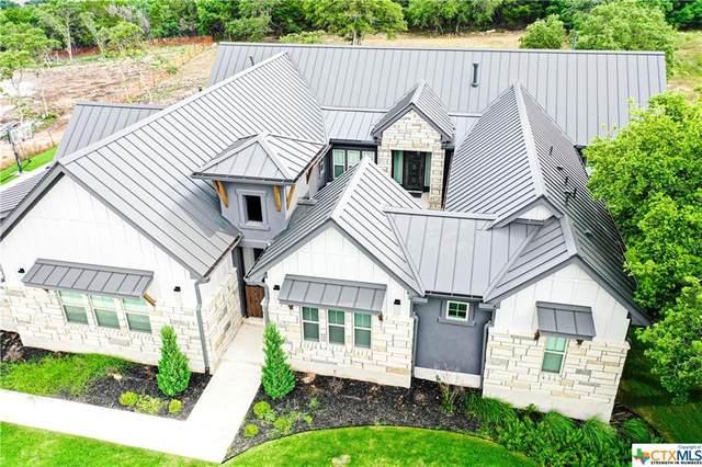 114 Maravilla Bluff Lane, Georgetown, TX 78628 (MLS #440872) :: The Real Estate Home Team