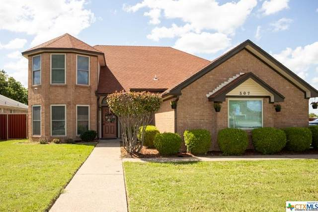 507 Snapper Cove, Killeen, TX 76542 (MLS #440901) :: The Real Estate Home Team